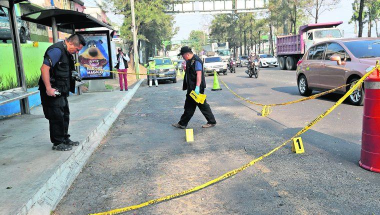 La ciudadanía aún asocia la seguridad a la municipalidad capitalina, aunque según expertos, no le compete. (Foto Prensa Libre: Hemeroteca PL)