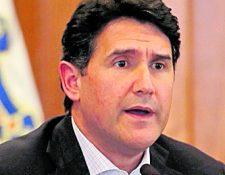 Ricardo Quiñónez, alcalde capitalino. (Foto Prensa Libre: Hemeroteca PL)