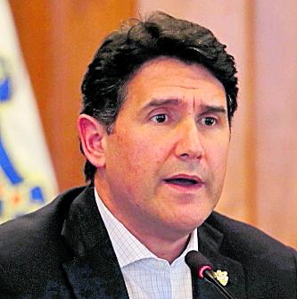 Alcalde capitalino, Ricardo Quiñónez, mantiene inmunidad por el caso Financiamiento electoral al Partido Unionista