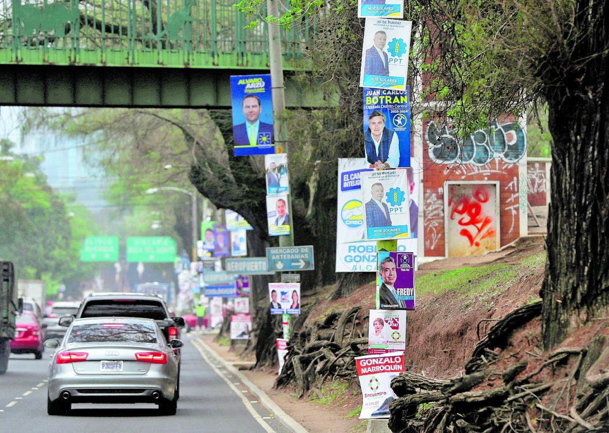 ¿Sabe en qué termina la propaganda electoral que se recoge de las calles?