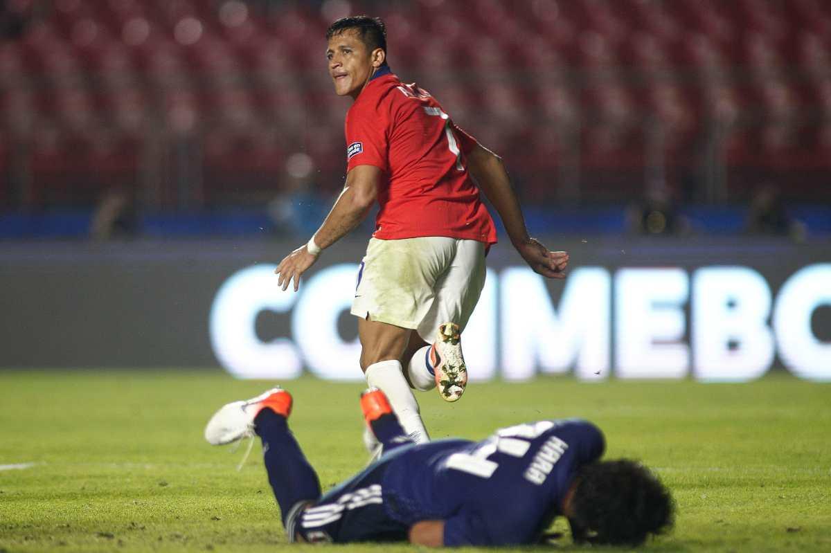 Chile se divierte con Japón y muestra su arsenal para defender su título de Copa América
