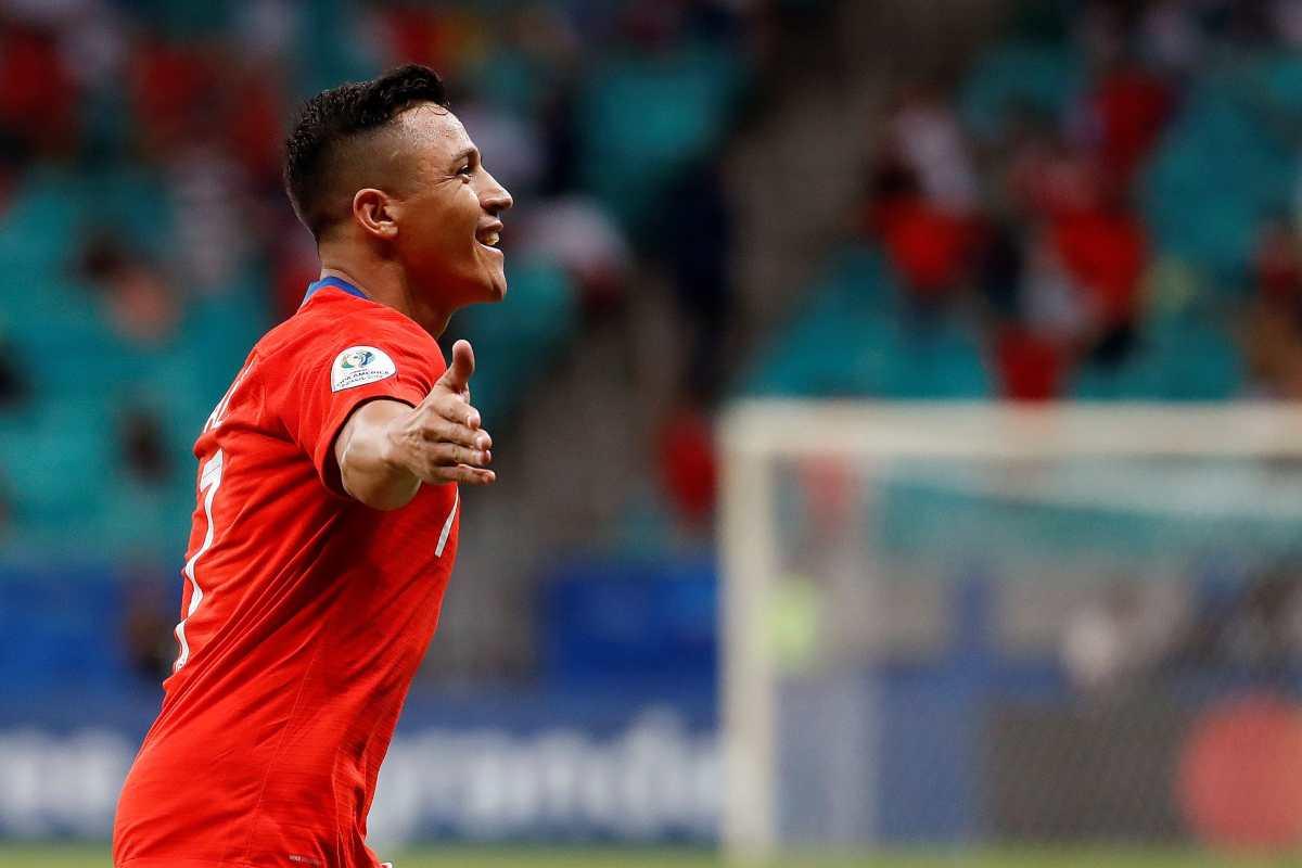 Chile se mete a los cuartos de final de la Copa América apretando los dientes contra Ecuador