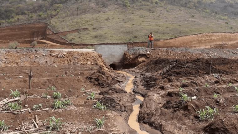 Guatemala adquirió un seguro paramétrico por daños que puedan causar el exceso de lluvias, informó el Ministerio de Finanzas. (Foto Prensa Libre: Hemeroteca)