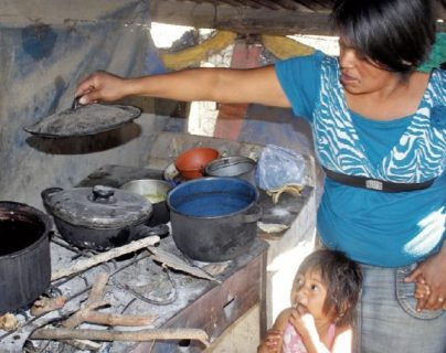 Los cupones que el Maga entregará a 354 mil familias aún no llegan, pero de hacerlo, será insuficiente para paliar la crisis y satisfacer las necesidades nutricionales. (Foto Prensa Libre: Hemeroteca PL)