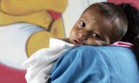 Guatemala ocupa el primer puesto en desnutrición crónica en América Latina. Foto: BBC News Mundo.