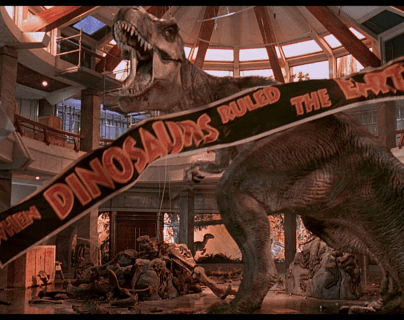 Foto: Jurassic Park