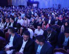 Este año, Tigo Business Forum 2019 reunirá a expertos internacionales para abordar la importancia de convertirse en empresas inteligentes. (Foto Prensa Libre: Hemeroteca)