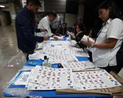 Resultados elecciones 2019 en Guatemala