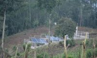 Comunidades en Sololá también se benefician de energía solar. (Foto, Prensa Libre: Hemeroteca PL).