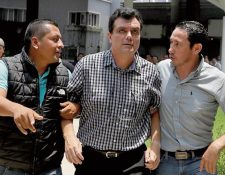 Gerardo Paiz y el resto del Comité Ejecutivo de la Fedefut serán supervisados de forma directa por Fifa. (Foto Hemeroteca PL).