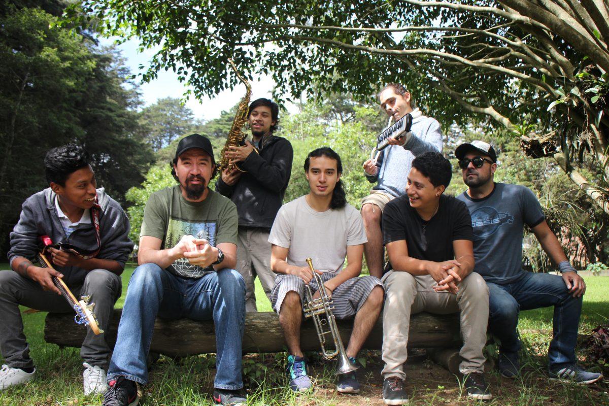 La banda guatemalteca Gud Yeye prepara una fiesta de reggae para lanzar su primer disco