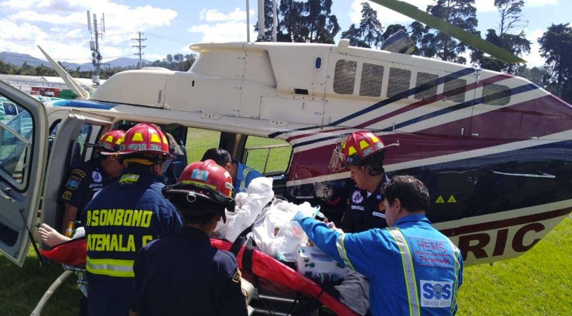 Muere misionero estadounidense que viajaba en avioneta accidentada en Chimaltenango