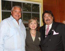 Hillary Clinton es la hermana mayor de Hugh y Anthony Rodham. (Foto Prensa Libre: Gestión.pe)