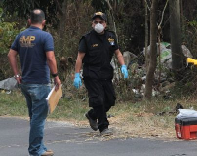 La tasa de homicidios permanece en descenso, pero tres municipios del departamento de Guatemala registran aumento de casos. (Foto Prensa Libre: Hemeroteca)