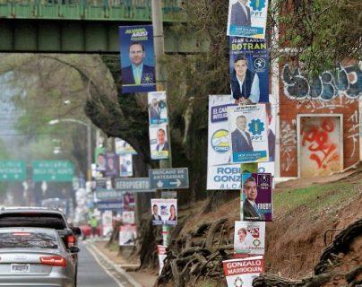 La credenciales que se le otorgó a candidatos a cargos de elección popular perdió vigencia el 16 de junio pasado, pero la inmunidad la pierden hasta adjudicar cargos. (Foto Prensa Libre: Hemeroteca PL)