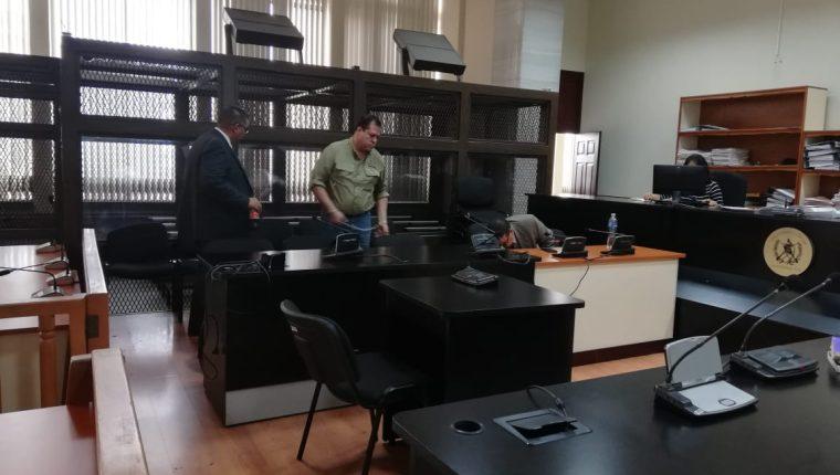 El exlegislador Julio Antonio Juárez Ramírez enfrentará un debate por el crimen de Danilo López, corresponsal de Prensa Libre. (Foto Prensa Libre: Kenneth Monzón)