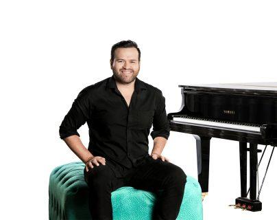 """""""Al piano"""" con Oswaldo Dubón en el XV Festival de Junio"""