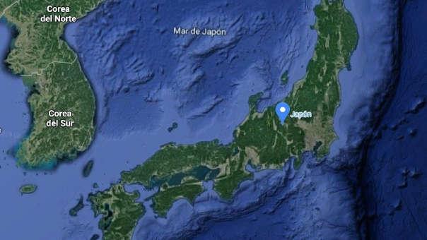 Un terremoto de 6.8 grados en el norte de Japón causa una alerta de tsunami