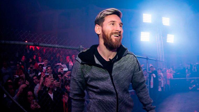 Lionel Messi es un futbolista argentino y líder del FC Barcelona. (Foto Prensa Libre: Instagram)