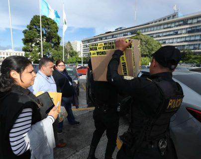El presente se desprende los hallazgos del caso Caja de Pandora. (Foto Prensa Libre: Hemeroteca PL)
