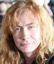 Dave Mustaine, es un músico estadounidense y actual vocalista de la banda Megadeth. (Foto Prensa Libre: Instagram)