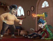 Pixar trabaja en películas animadas y tiene previsto estrenarlas en 2020. (Foto Prensa Libre: Pixar)