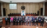 La única planilla logró 117 votos a favor y 6 nulos. (Foto Prensa Libre: Hemeroteca PL)