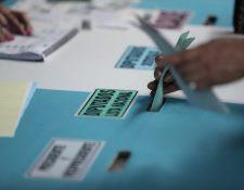 Cientos de guatemaltecos han votado durante las elecciones generales 2019.  (Foto Prensa Libre: Hemeroteca PL).