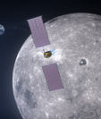El proyecto Artemisa, de la Nasa, busca ser una plataforma en la Luna para llegar a Marte. (Foto: Nasa)