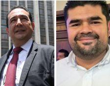 Samuel Morales y Jafeth Cabrera Cortez. (Foto Prensa Libre: Hemeroteca PL)