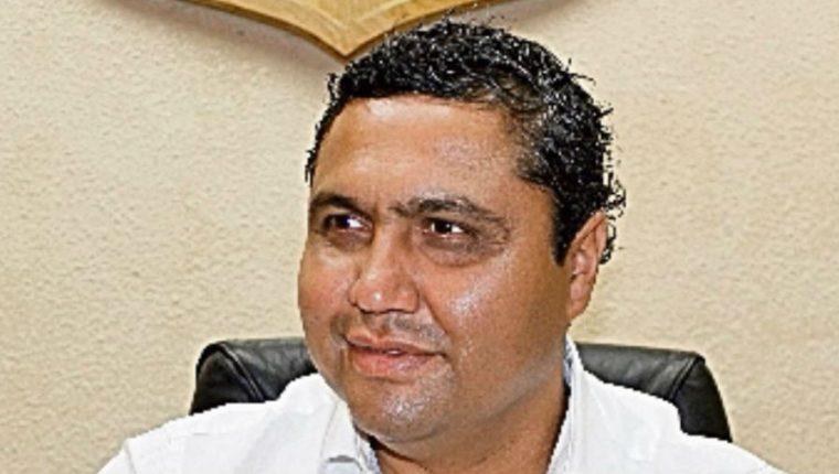 Byron Tejeda alcalde de Salamá, Baja Verapaz, buscaba la reelección. (Foto Prensa Libre: Hemeroteca PL)