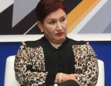 La exfiscal Thelma Aldana desde el 19 de marzo pasado salió de Guatemala y ha permanecido en El Salvador y EE. UU. (Foto Prensa Libre: Hemeroteca PL)