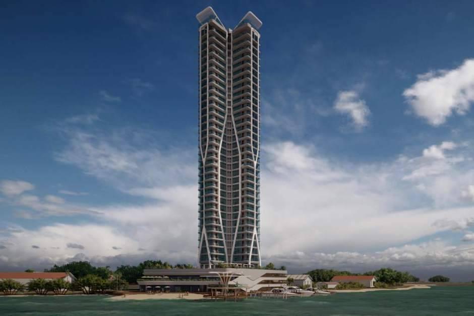 Torre Manatí, la ambiciosa inversión de US$15 millones en el caribe guatemalteco