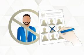 Gráficos interactivos: Relación entre voto y antivoto