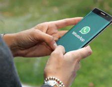 WhatsApp trabaja en función que permita comparte estados en varias redes sociales. (Foto Prensa Libre: Servicios)