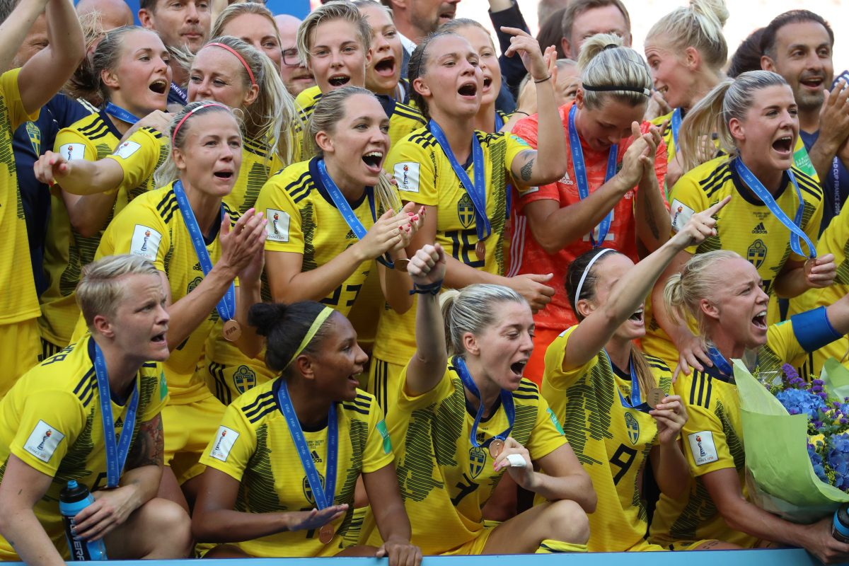 Suecia vence a Inglaterra y se queda con el tercer lugar de la Copa del Mundo femenina Francia 2019
