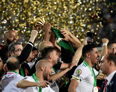 Argelia es el nuevo rey de África, ganan el CAN 2019 después de 29 años de su primer título