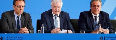 Funcionarios alemanes hablaron del crimen y sus posibles causas. REUTERS