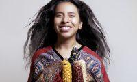 Sara Curruchich tiene 25 años y es originaria de San Juan Comalapa, Chimaltenango. (Foto Prensa Libre: Cortesía de Xun Ciin).