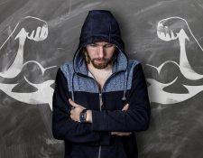 La pérdida de músculo podría aumentar con una vida sedentaria.  (Foto Prensa Libre: Pixibay)