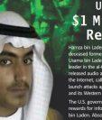 Hamza bin Laden había prometido vengar la muerte de su padre, Osama bin Laden. DEPARTAMENTO DE ESTADO DE EE. UU.