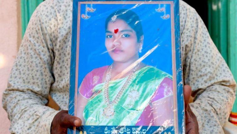 Thota Vennela, de 18 años, fue una de las jóvenes que se quitó la vida tras reprobar su examen.
