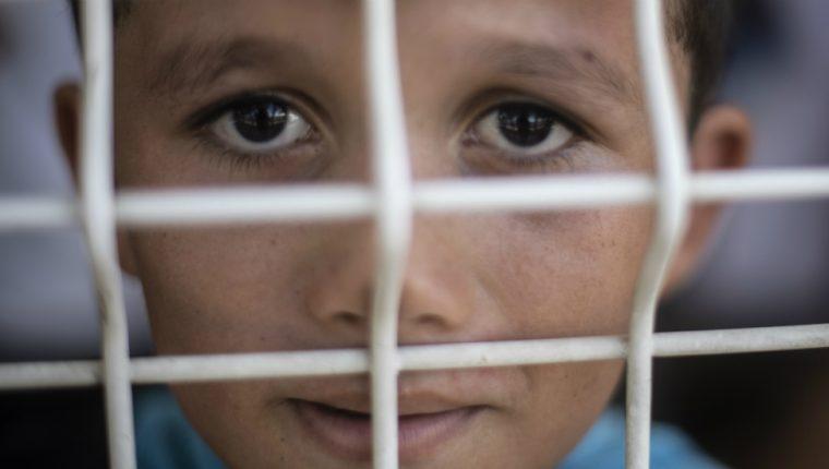 Miles de niños no acompañados han abandonado Centroamérica.