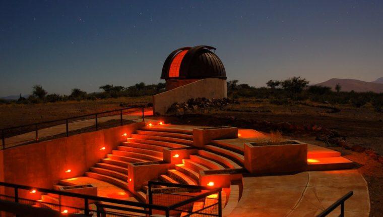 El astroturismo extranjero se ha triplicado en Chile en los últimos tres años. RODRIGO MARÍN BAEZ