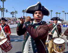El 4 de julio se celebra la gran fiesta nacional de Estados Unidos.