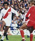 Teófilo Cubillas fue uno de los símbolos de la generación de futbolistas peruanos de la década del 70.