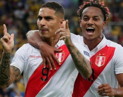De la mano del goleador Paolo Guerrero, Perú se ha transformado en una selección que sabe ganar.