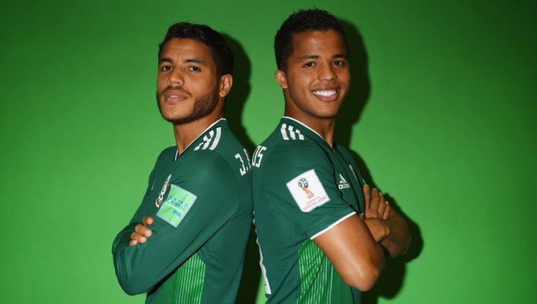 Jonathan y Giovani dos Santos han sido seleccionados mexicanos desde los niveles juveniles.