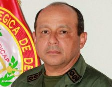 Alexis Rodríguez Cabello es el nuevo comandante general del Ejército de Venezuela.