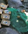 El hallazgo más reciente de estos paquetes ocurrió cerca de una playa en la provincia de Quezón.